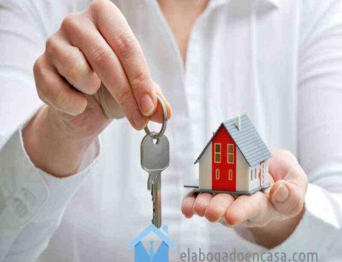 La reclamación del uso de una vivienda cuando pertenece a varias personas