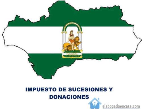 Así queda el Impuesto de Sucesiones en Andalucía a partir de 2018