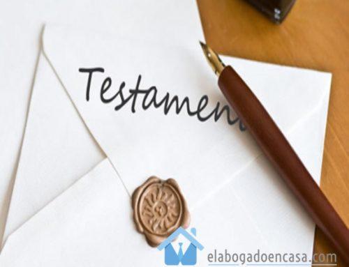 Cuándo es válido un testamento ológrafo o manuscrito