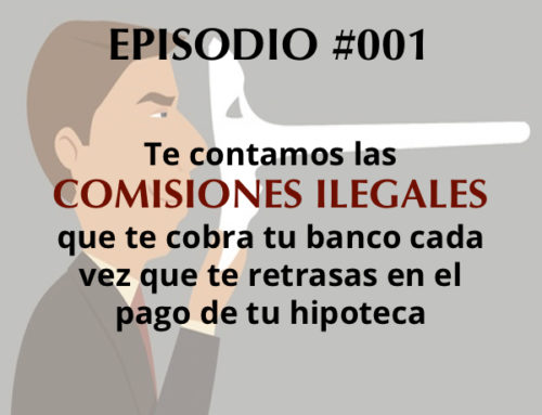 Podcast: Episodio #002- Las comisiones de recobro