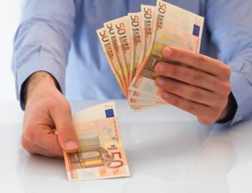 Entrega de dinero entre particulares: Donación o préstamo