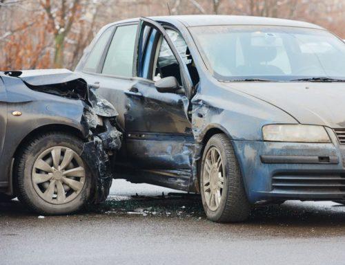 La reparación de los daños materiales por accidente de trafico