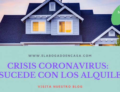 Crisis y contratos de alquiler: Principio rebus sic stantibus