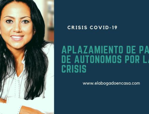Crisis Covid-19: Así es el aplazamiento de seguridad social a autónomos