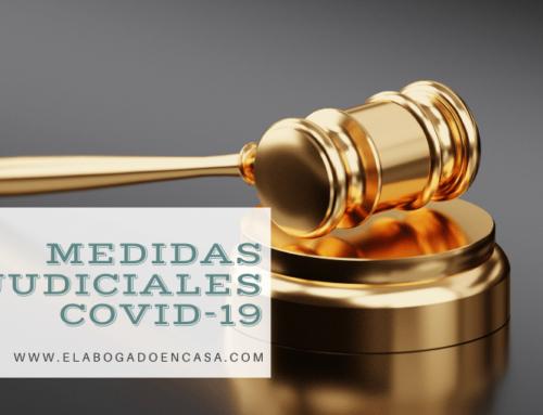 Juicios en Agosto y otras medidas que cambian la justicia por el covid-19