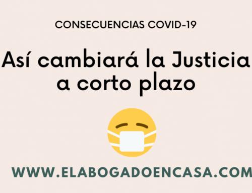 Propuestas del Consejo General del Poder Judicial para evitar el colapso de la justicia por el Covid-19