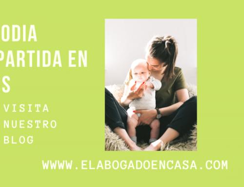 ¿ Es posible la custodia compartida en bebes?