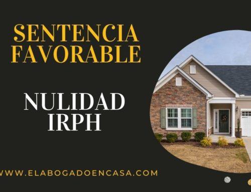 AP Girona: Anulado un IRPH porque al cliente no se le entregó folleto informativo