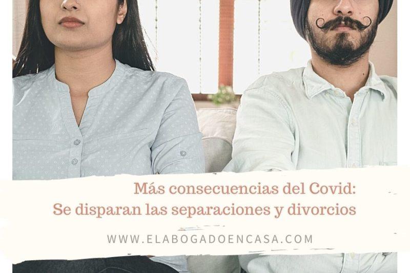 covid separacion divorcio