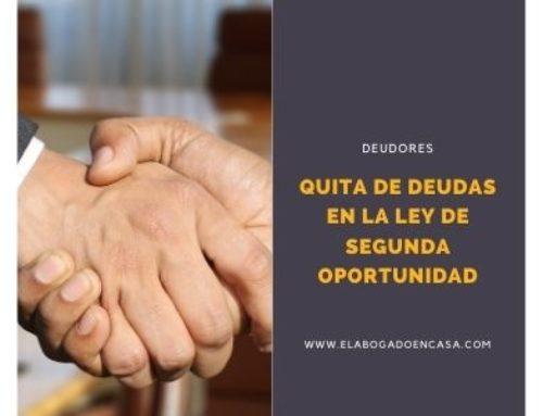 El intento de acuerdo con los acreedores en la Ley de Segunda Oportunidad