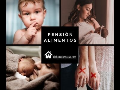 pension alimentos
