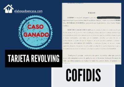 tarjeta credito revolving cofidis