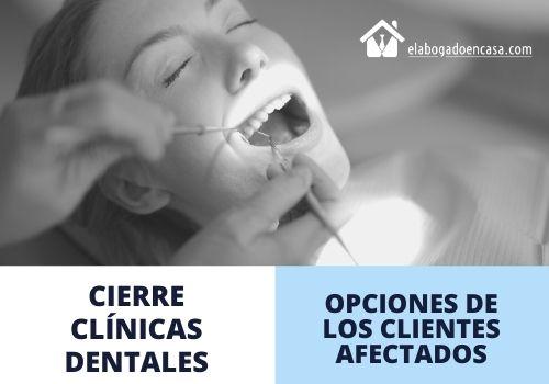 afectados clinica dental