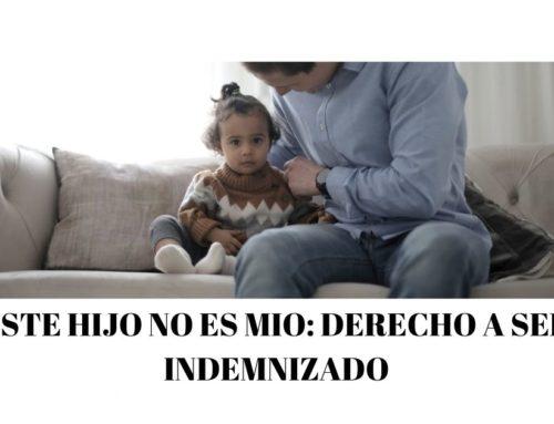 Indemnización por engaño en la paternidad de los hijos